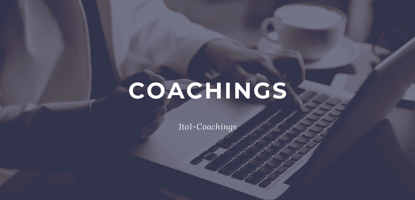 Good Choice – 4 Coaching Sessions